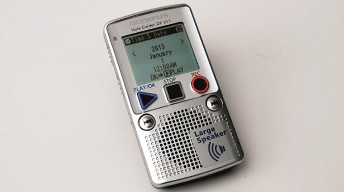Quelles sont les meilleures marques de dictaphone numérique?
